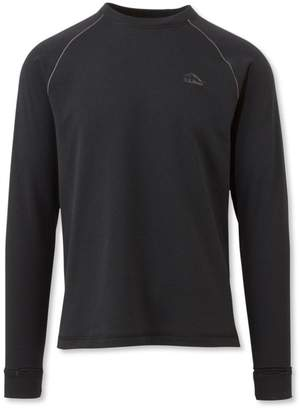L.L. Bean L.L.Bean Polartec Power Dry Stretch Base Layer, Expedition Weight Crewneck