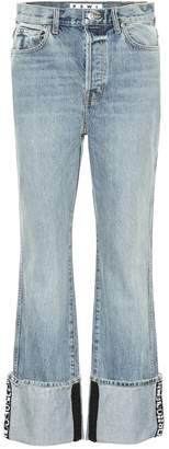 Proenza Schouler Stove Pipe high-rise jeans