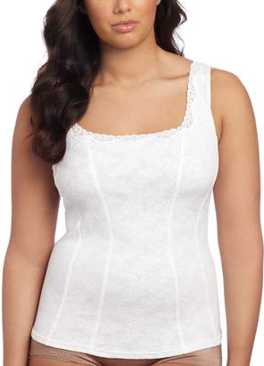 Arianne Women's Cotton Flora Camisole Corset