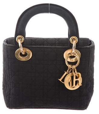 Christian Dior Mini Lady w/ Strap