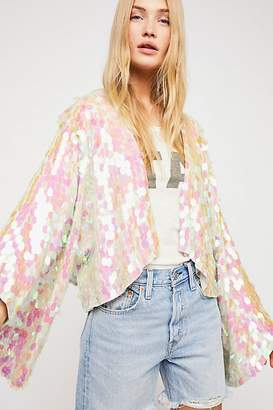 Bali Aquarius Sequin Jacket