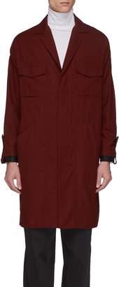 Loro Piana Kiko Kostadinov Rain System® wool jacket