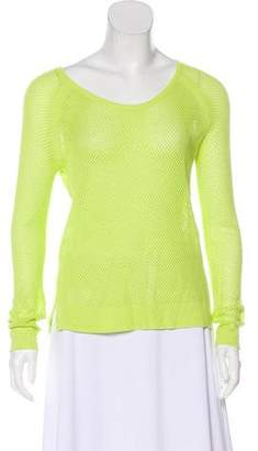 Rag & Bone Open Knit Top