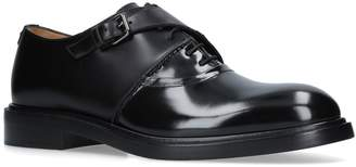 Valentino Monk Buckle Strap Brogues