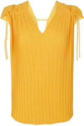 Ted Baker Pleated Chasta Top
