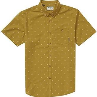 Billabong Men's All Day Jaquard Short Sleeve Shirt