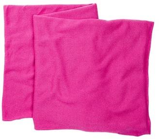 SKULL CASHMERE Cashmere Linus Blanket Shawl $287.50 thestylecure.com