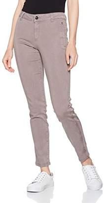 7e334bb996d7a Comma Women's 81704765265 Skinny Trousers - Beige
