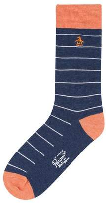 Original Penguin Barbosa Stripe Sock