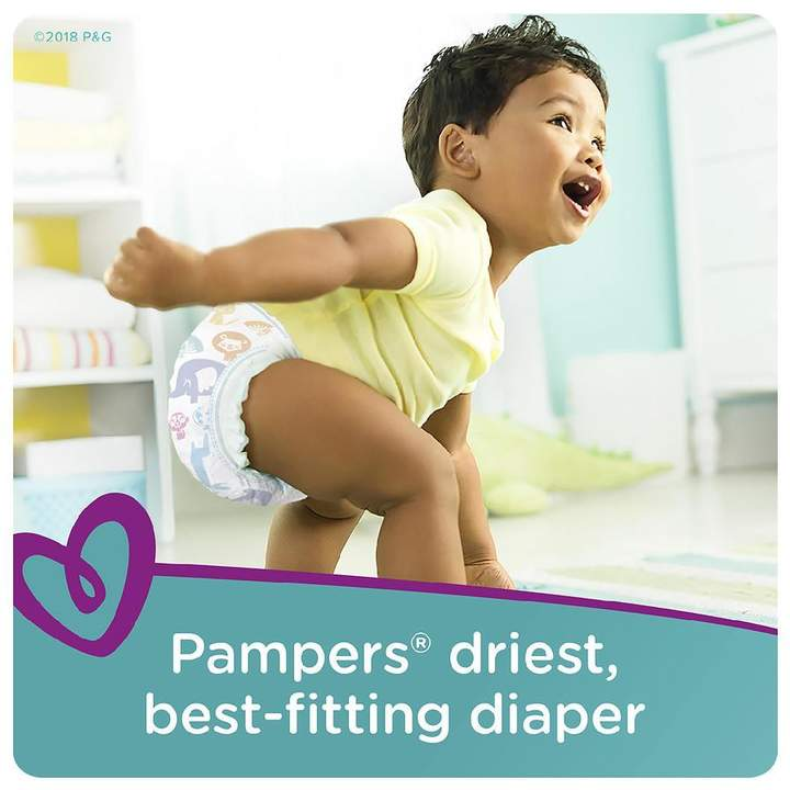 Pampers Pampers Cruisers Diapers Size 5