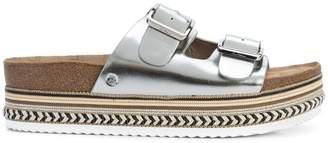 Sam Edelman Oakley platformed sandals