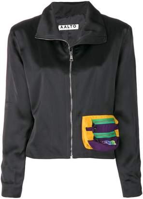 Aalto utilitary pocket jacket