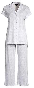 Natori Women's Gem Cotton Pajama Set