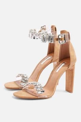 Topshop ROGUE Embellished Heels