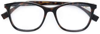 Fendi Eyewear square glasses