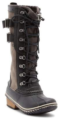 Sorel 'Conquest Carly II' Waterproof Mid Calf Boot (Women)