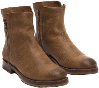 Frye Women's Natalie Double Leather Bootie