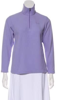 Patagonia Mock Neck Zip-Up Sweatshirt