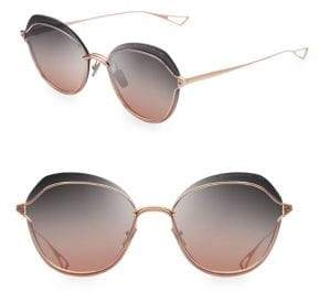 Dita Eyewear Nightbird Two 58MM Round Sunglasses