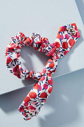 Anthropologie Freya Bow-Tied Hair Tie