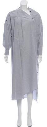 Rachel Comey Striped Seersucker Dress