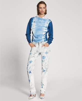 Ralph Lauren 872 Painted Straight-Leg Jean