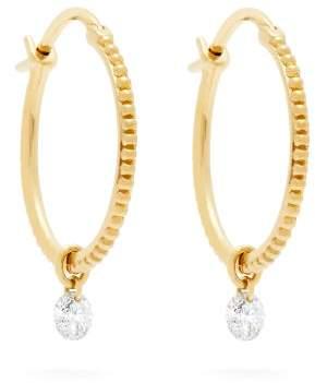 Raphaele Canot Set Free 18kt Gold & Diamond Earrings - Womens - Gold