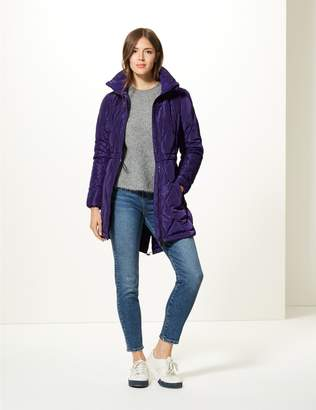 Marks and Spencer Padded Coat with Stormwear