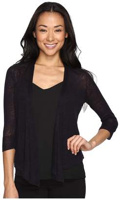 Nic+Zoe Petite 4 Way Cardy Women's Sweater