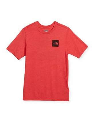 The North Face Short-Sleeve Tri-Blend Logo T-Shirt, Size XXS-XL