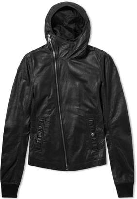 Rick Owens Bullet Leather Jacket