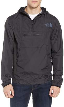 The North Face Crew Run Regular Fit Wind Anorak
