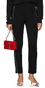 Area Women's Era Embellished Slim Track Pants - Black