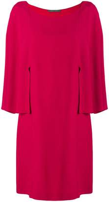 Alberta Ferretti shift dress