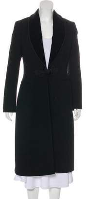 Ralph Lauren Wool-Blend Long Coat