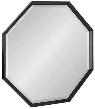"""Laurèl Kate and Calter Framed Large Octagon Wall Mirror - 31.5"""" x 31.5"""""""