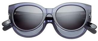 Cat Eye Dick Moby Women's Paris Sunglasses, 48mm