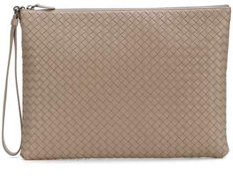Bottega Veneta large document case