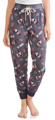 Lic Weekend Warrior Pajama Jogger Minnie