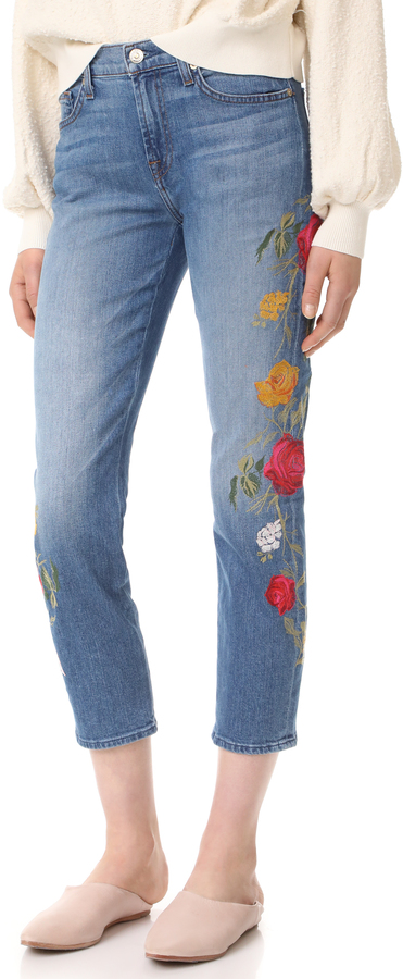 7 For All Mankind7 For All Mankind Fashion Boyfriend Jeans