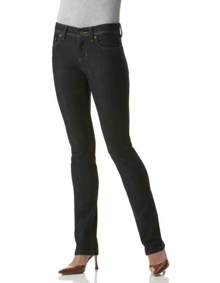 DKNY Jeans Skinny Jeans, Rinse Wash