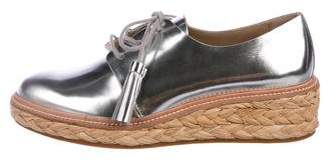 Loeffler Randall Callie Leather Oxfords