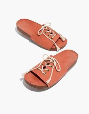 Madewell The Aileen Slide Sandal