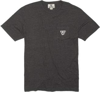 VISSLA Established Snow Short-Sleeve Pocket T-Shirt - Men's
