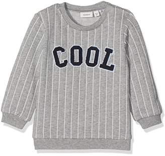 Name It Baby Boys' Nitditmar Ls SWE O-Neck M Nb Sweatshirt