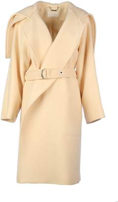 Chloé Wool Coat With Belt