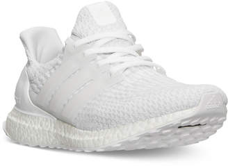 adidas Men's Ultra Boost Running Sneakers from Finish Line $180 thestylecure.com