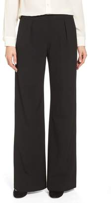 Halogen High Waist Wide Leg Pants