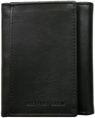 Geoffrey Beene Mens Tri Fold Wallet