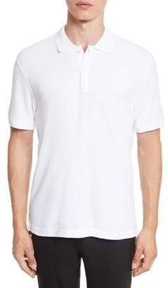 ATM Anthony Thomas Melillo Stitched Collar Cotton Pique Polo